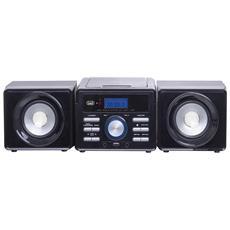 Mini Hi-fi Stereo Hcx 1030 S Nero
