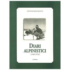 Diari alpinistici 1948-1974