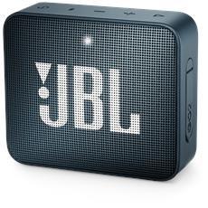 Speaker Go 2 Bluetooth Waterproof Portatile con Microfono Colore Blu Navy