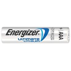 1x2 ENERGIZER Ultimate Lithium Micro AAA LR 03 1,5V