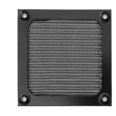 Filtro Antipolvere 120mm Alluminio - Nero