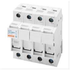 Portafusibile Sezionabile 3P+N 22x58mm 690V 100A