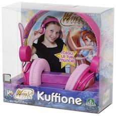 Winx Kuffione Cuffie Audio Stereo