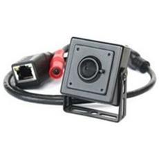 Telecamera Nascosta IP 1.0 Megapixel Ottica Pinhole 3.6mm