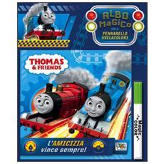 L'amicizia vince sempre! Thomas & friends. Albo magico. Con gadget