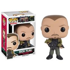 Figure POP! Suicide Squad - Rick Flagg