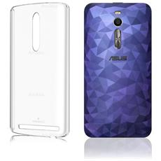Cover Anukku® Ultra Fina Trasparente Morbida In Air Gel Per Asus Zenfone 2 Deluxe Ze551ml