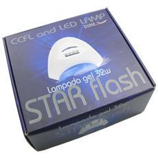 Lampada Catalizzatrice Professionale Estetista ''star Flash''ccfl&led