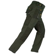 Pantalone Kapriol Smart Verde Xxxl
