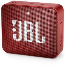 Speaker Go 2 Bluetooth Waterproof Portatile con Microfono Colore Rosso