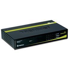 Ethernet Switch TRENDnet TEG-S50G 5 Porte - 5 x RJ-45 - 10/100/1000Base-T