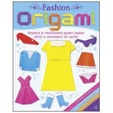 Fashion origami. Con gadget
