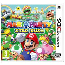 N3DS - Mario Party Star Rush