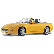 Mi31667 Maserati 3200 Gt Spyder Yellow 1:18 Modellino