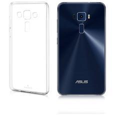 Cover Anukku® Ultra Fina Trasparente Morbida In Air Gel Per Asus Zenfone 3 Ze552kl