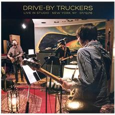 Drive By Truckers - Live In Studio