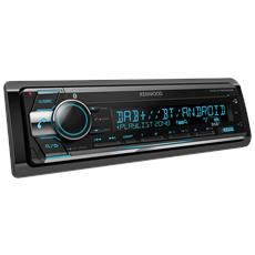 Sintolettore CD con Bluetooth integrato e radio DAB+ KDC-X7200DAB Potenza 4 x50 Watt