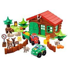 ECF7600003040 Abrick - La Casa nella Foresta