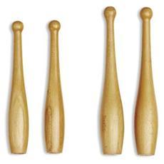 Clavette in legno Altezza 39 cm