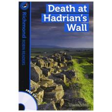 Death at Hadrian's wall. Level 2. Con CD Audio