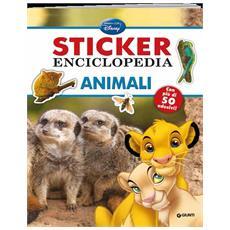 Disney - Sticker Enciclopedia - Animali