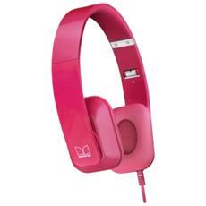 Cuffie con Microfono Cablato WH-930 Colore Rosa