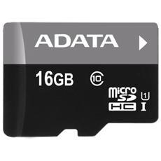 microSDHC, 16GB, Class 10, 0.25g