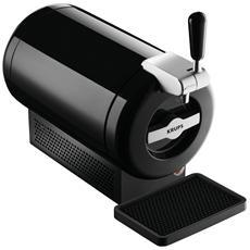 KRUPS - VB650810 The Sub Vanilla Black Spillatore Birra Colore Nero