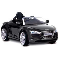 Auto Elettrica Audi con Luci, Suoni e Telecomando 6 Volt 1025 / B