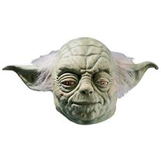 Maschera Star Wars Latex Mask Yoda