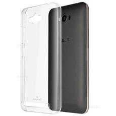 """Cover Anukku® Ultra Fina Trasparente Morbida In Air Gel Per Asus Zenfone Max 5.5"""" Zc550kl"""