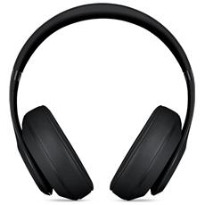 BEATS BY DRE - Cuffie Wireless Beats Studio 3 Colore Nero Opaco baa209f46a7f
