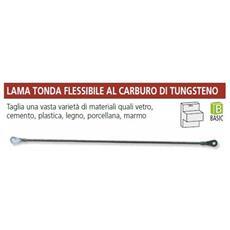 Lama Archetto Seghetto Mm 300 Vetro Cemento Plastica Legno Porcellana Marmo