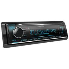 Autoradio Digital Media Receiver con Bluetooth integrato KMM-BT304 Potenza 4 x 50 Watt