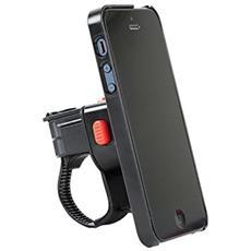 Z Console Lite Iphone 4/4s / 5/5s / 5c Supporto Smartphone Per Bicicletta, Nero