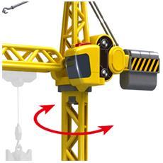 Deluxe Crane Set, AA