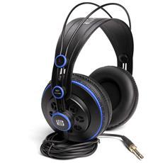 HD7 Nero, Blu Circumaurale Padiglione auricolare cuffia