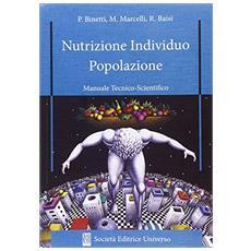 Nutrizione individuo popolazione