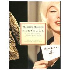 Marilyn Monroe. Personal. Inediti dall'archivio privato dell'attrice