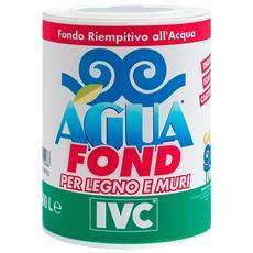 Smalto Agua Fond Ml. 500 Bianco
