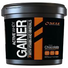 Active Whey Gainer 4 Kg Cioccolato