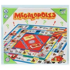 Gioco Megalopolis +5 Cf1