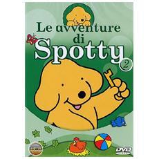 Dvd Avventure Di Spotty (le) #02
