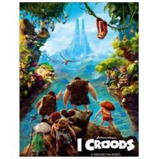 Dvd Croods (i) (+ Peluche)