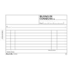 Cf40blocco Buoni Cons Ric 11.5x16.5