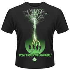 Ghostbusters - Don't Cross The Streams (T-Shirt Unisex Tg. L)