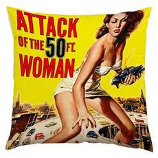 Plan 9 - Attack Of The 50ft Woman - Attack Of The 50ft Woman (Cuscino)