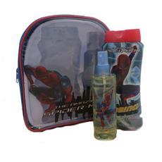 Spiderman zainetto contenente eau de toilette e gel doccia