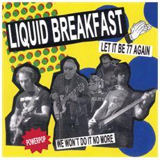 "Liquid Breakfast - Let It Be 77 Again (7"")"