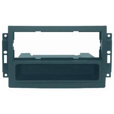 Adattatore autoradio 03541 Kit di fissaggio per autoradio 2DIN-ISO Chrysler / Dodge / Jeep